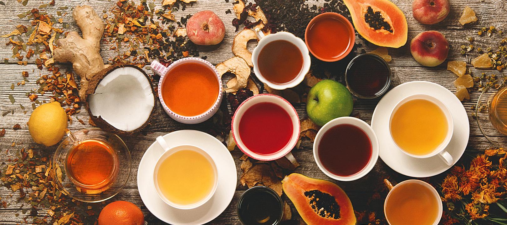 Wirth Tee-Sortiment für Teehändler